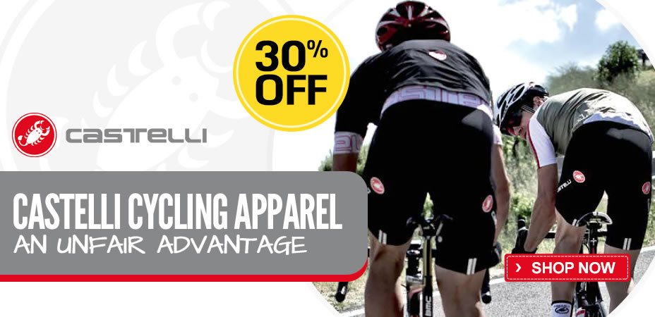 Castelli Cycling Apparel Sale