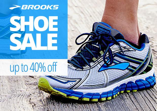 Brooks Shoe Sale