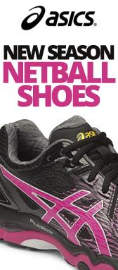 New Season Netball Shoes