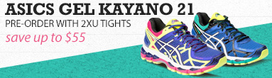 Asics Gel Kayano 21 Pre-Order Special