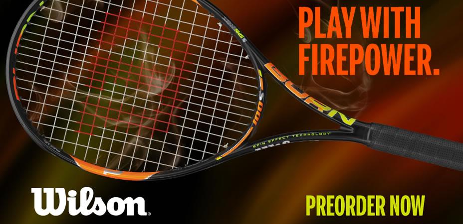 Wilson Burn Pre-Order
