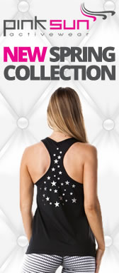 Pink Sun Activewear Spring Collection