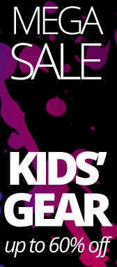 Mega Sale - Kids' Shoes & Clothing
