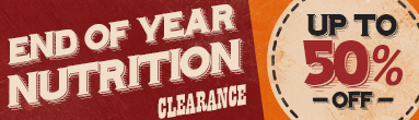 End of Year Nutrition Clearance