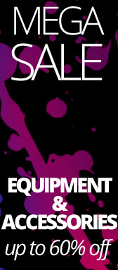 Mega Sale - Equipment