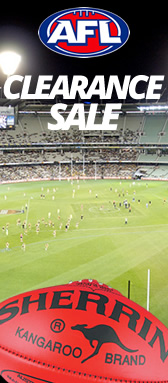 AFL Clearance Sale
