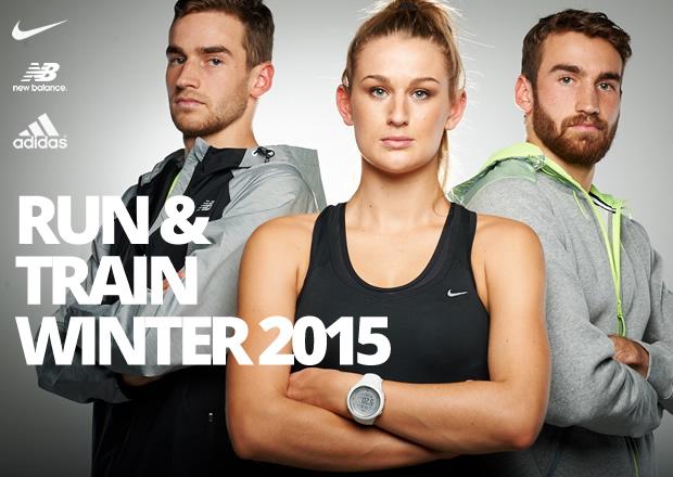 Run & Train Winter 2015
