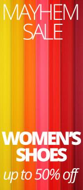MAYHEM SALE - Women's Shoes