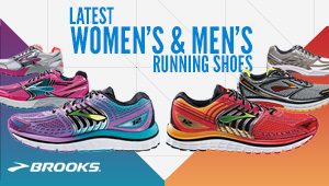 Brooks Latest Running Shoes