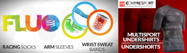 10% Off Compressport New Range