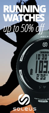 Soleus Running Watches