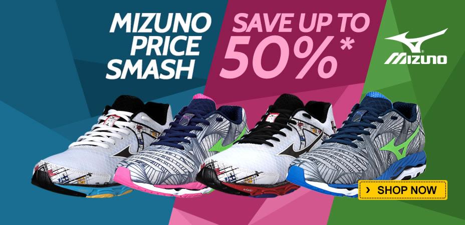 Mizuno Price Smash