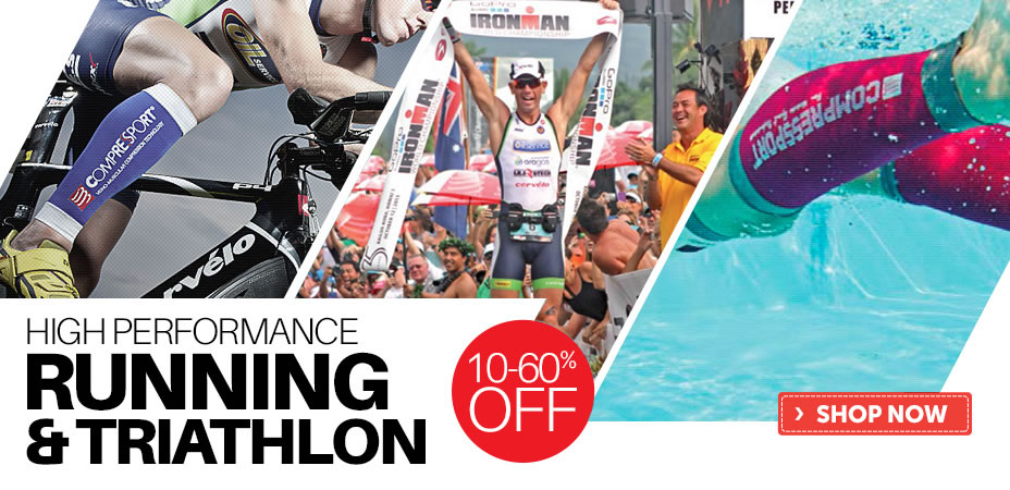 High Performance Running & Triathlon Sale