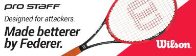 Wilson Pro Staff Roger Federer Pre-Order