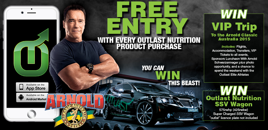 Outlast Nutrition Launch