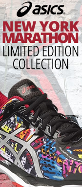 Asics New York Marathon Limited Edition Collection