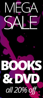 Mega Sale - Books & DVDs