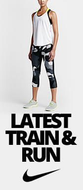 Nike Latest Train & Run