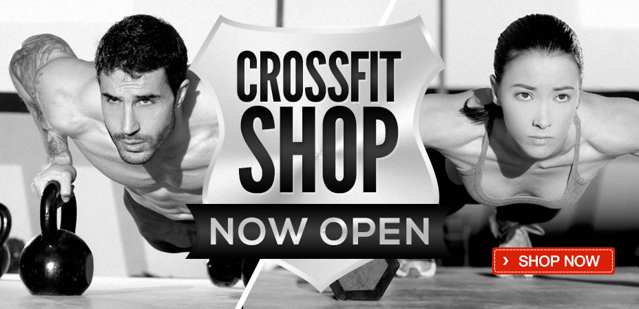 CrossFit Shop Now Open